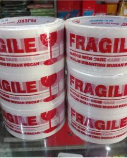 lakban fragile